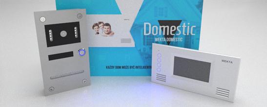 Wekta tydom domestic for Delta dore calybox 220